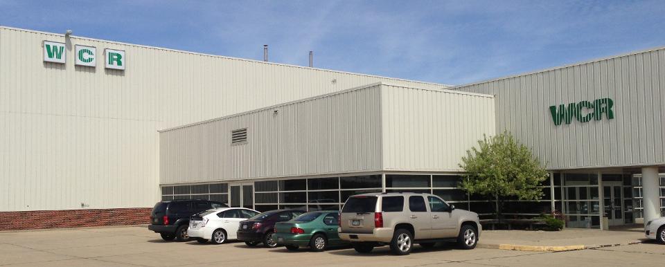Sede da WCR em Fairborn, Ohio (EUA)